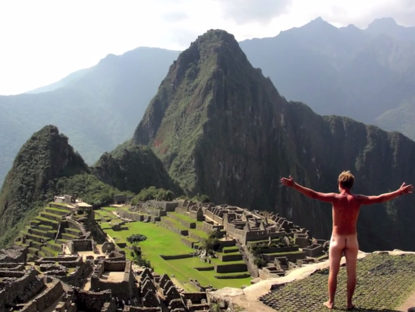 Right! Idea machu picchu nude excellent variant