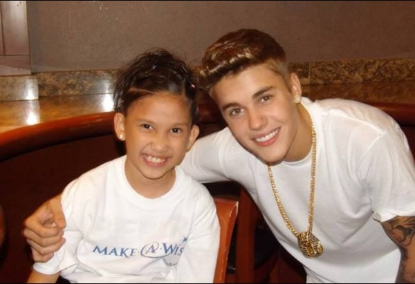 Make-A-Wish Foundation: Celebrity Supporters - Look to the ...