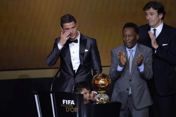 ronaldo is world soccer mvp realclear