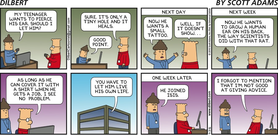 Funny Anti Valentines Day Quotes moreover Planning Your Organizational Change additionally Methods For Validating And Testing Software Requirements Lecture Slides together with This Week In Pricing 101814 as well To Bid Or Not To Bid. on dilbert cartoons this week