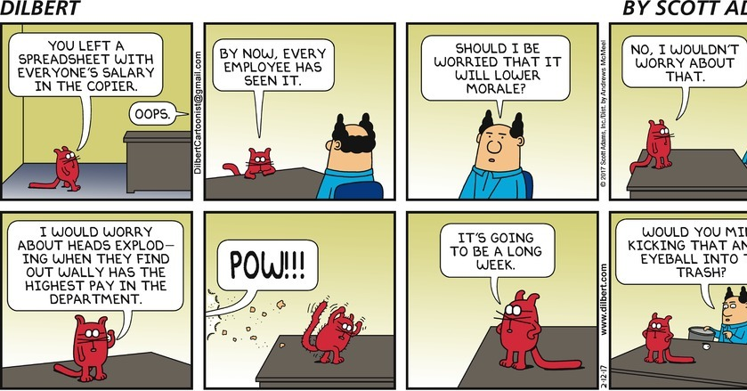 Dilbert And Modern Marketing further Daily Life Project Manager Demonstrated Gifs also Dilbert  ic Strip 1 2 additionally A Collection Of Dilbert Cartoons On Lean Andor Six Sigma also 191890. on dilbert work cartoon