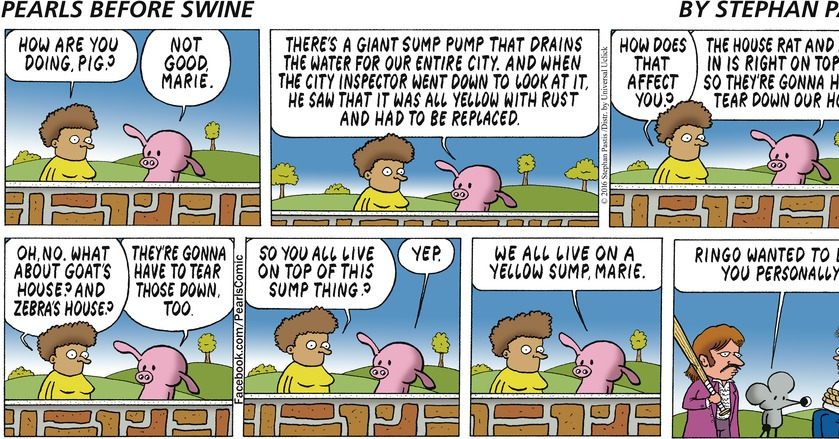 Pearls Before Swine - Balaklava